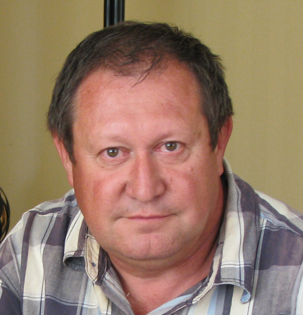 "Valeriy Ognev  PhD (agricultural sciences), Docent  CEO of the selection and seed-growing center ""Ro"
